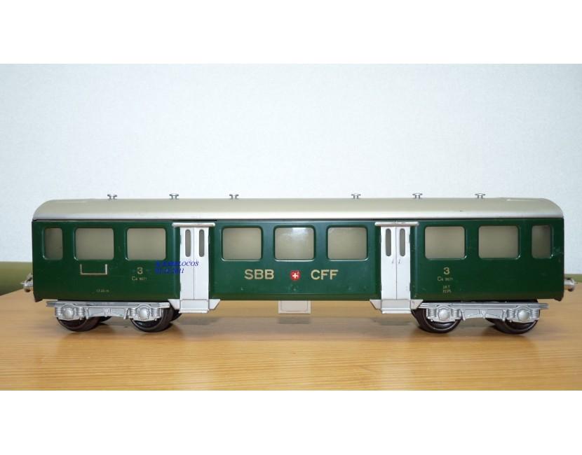 wagon HAG